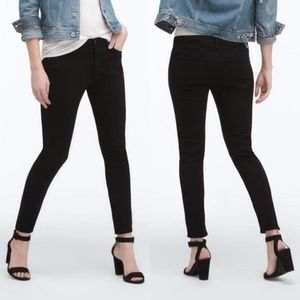 AG The Legging Ankle Super Skinny Black 27